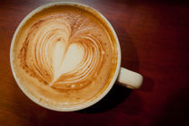 I Love Coffe by Juan Carlos Lopez