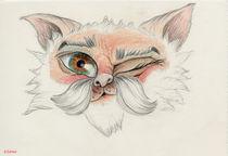 Slappy winking by Giora Eshkol