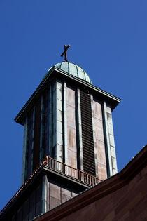 Church Tower in Stuttgart von safaribears