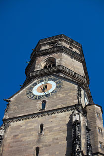 Church Tower of the Stiftskirche by safaribears