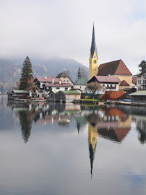 Rottach-Egern am Tegernsee by Frank Rother