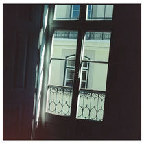 old lisbon window by Pedro Celestino