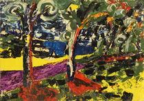 Herbstwald by Lutz-Rüdiger Hoffmann