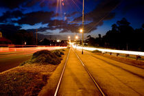 Tram Tracked Time Lapse by Michael Brownjohn