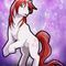 Unicorn-pony