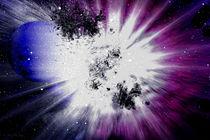 """Im """"Gamma - Ray - Burst"""" ! by Bernd Vagt"""