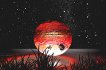 Planeten und  Gezeiten. by Bernd Vagt