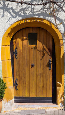 The Yellow Door von safaribears