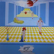 Alice im Wunderland by Lutz-Rüdiger Hoffmann