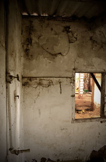 Small window in an abandoned kitchen by RicardMN Photography