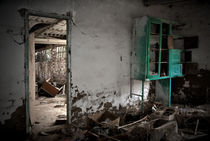 Old abandoned kitchen von RicardMN Photography