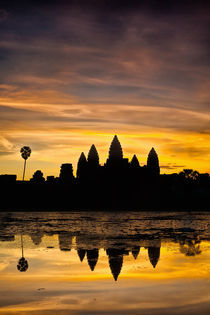 Angkor Wat at sunrise II by Stefan Nielsen