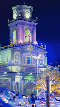 San Felipe Church von Jorge Mario Bolaños Calvache