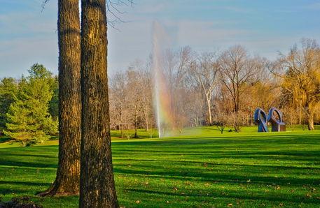 Rainbow-inheadquarter-of-pepsi