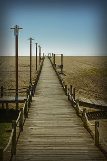 My Way To The Sea von Sergio Silva Santos