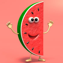 WATERMELON by Michel Agullo