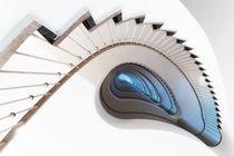 Saw Blade Stairs von Matthias Haker