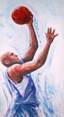 Basketball von Ewald Müller