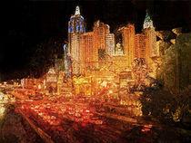 Streets on Fire von Eye in Hand Gallery