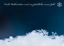 Weihnachtskarte Smilla_2 von Sonja Dürnberger