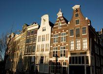 Amsterdam Houses von crisspix