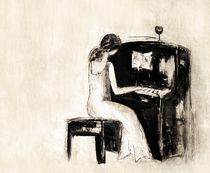 Piano by Christine Lamade