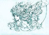 Mermaid by legardria