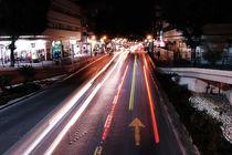 tel aviv night von Elad Ben David