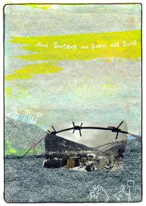 angst mountain/ weltwirtschafts-forum von Chantal  Labinski