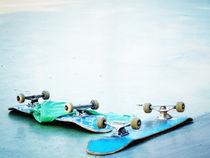 Skateboards von Andreea Veder