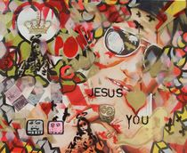 jesus loves you by hermes berrio