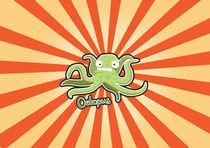 Super Octopus! by Dan Netherton