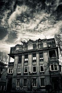 Angry Sky by Iva Kanceska