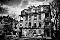 old architecture  by Iva Kanceska