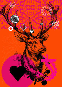 Stylish-deer