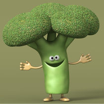 BROCCOLI von Michel Agullo