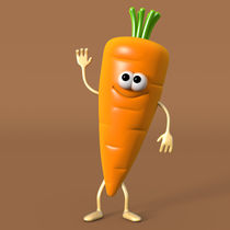 CARROT by Michel Agullo