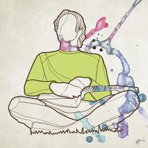 Musician by Rodrigo Pla