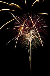 Feuerwerk by Tatjana Walter