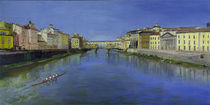 Ponte Vecchio by Peter Worsley