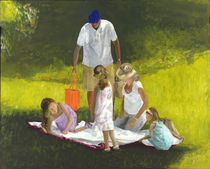 Picnic by Peter Worsley