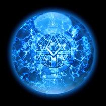 Blue Lightning by Chris Virgin