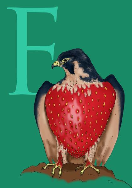 Fraise-falcon