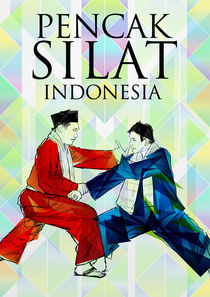 Pencak Silat Indonesia 01 by Happy Yugo Prasetiya
