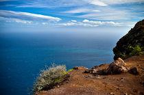 Blue View von Amos Edana