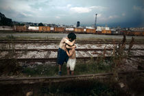 Gypsy brothers by Peter van Beek