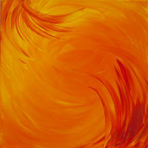 fringe of fire / Feuer Fransen  by picadoro
