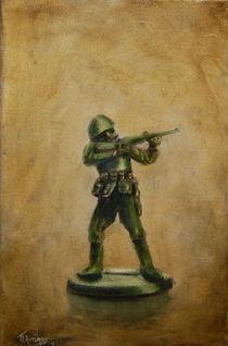 Toy soldier. von Panagis Antypas