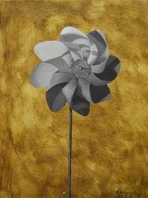 Windmill by Panagis Antypas