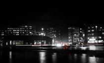 Night City Lights von Niklas Lantau